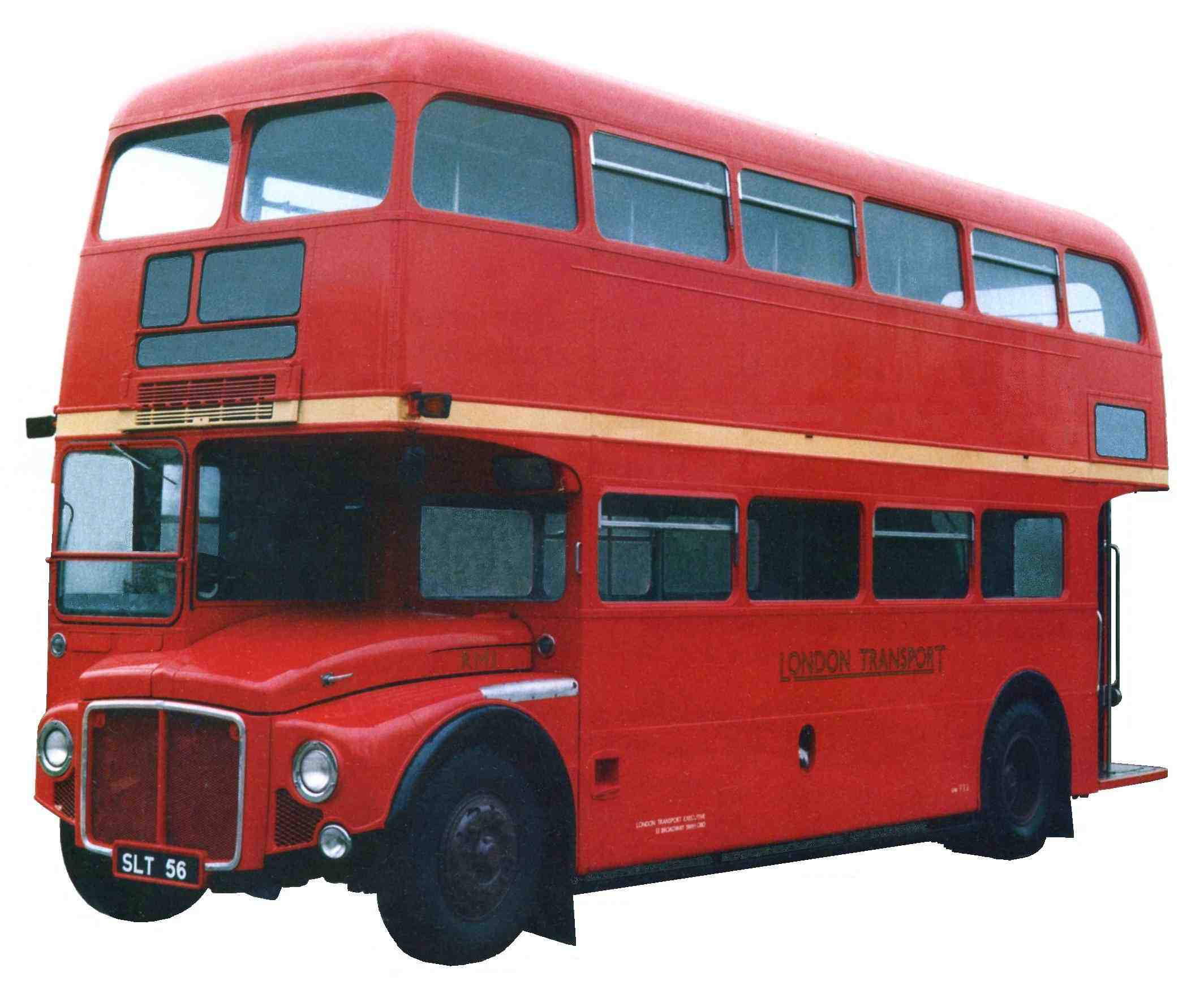 The London Transport Routemaster Bus
